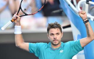 No Murray or Djokovic but no added pressure for Wawrinka