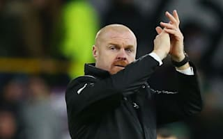 Dyche delighted by Barton's 'lucky finish'