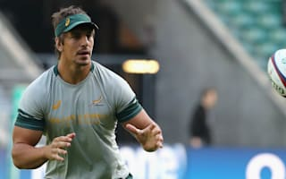 Etzebeth opts against Premiership switch