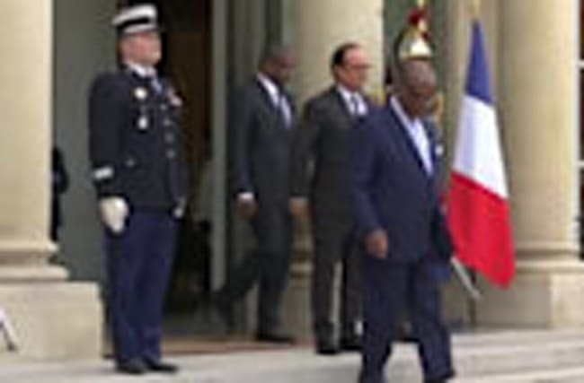 Mali president expresses sympathies to France after church attack