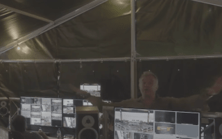 Go behind the scenes at The Grand Tour with Jeremy Clarkson