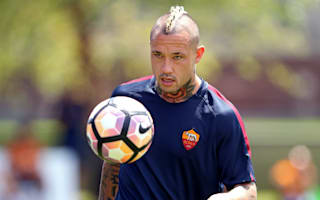 Nainggolan confident of Roma challenge despite Juve investment