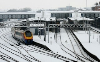 One in three trains delayed: despite rail firm claims