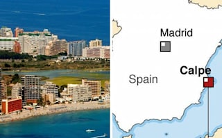 One of Britain's most wanted men arrested in Spain