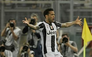 I don't play for money - Alves says farewell to Juve as Man City move looms