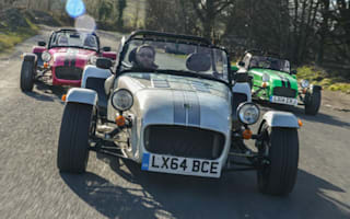 New Caterham Seven models introduced