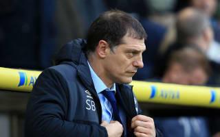 Blackburn Rovers v West Ham: Bilic to name strongest XI despite injury concerns