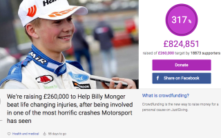 British teenager who lost legs in crash will race again this year