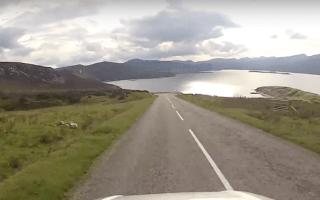 Scotland's Route 66 named top coastal road trip