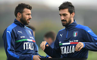 Astori replaces injured Barzagli in Italy squad