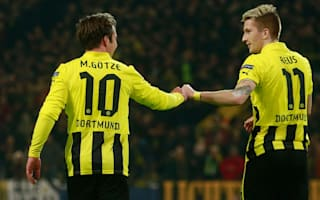 Reus and Gotze on target but Bender injured in Dortmund win