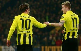 Reus and Gotze on target but Bender injured in Dortmund win