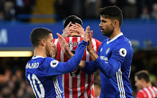 Chelsea 4 Southampton 2: Hazard, Cahill and Costa move Conte's men a step closer