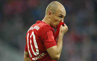 Robben rejected China move