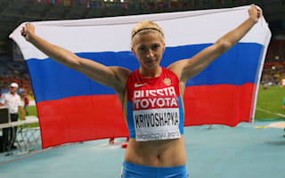 Russian relay team stripped of Olympic silver medals