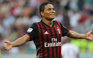 Bacca discusses why PSG talks broke down