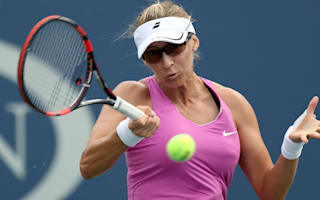 Lucic-Baroni beaten, Crawford survives