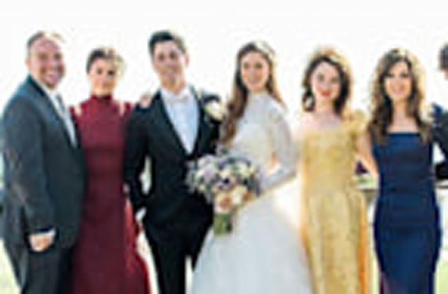 Selena Gomez Shares Sweet Pics From On-Screen Brother David Henrie's Wedding