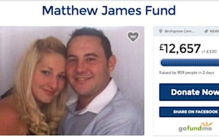 Strangers raise thousands for Tunisia beach hero