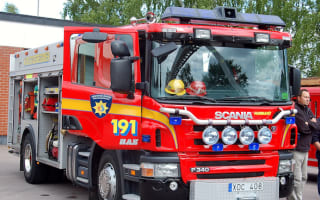 Swedish drivers will be forced to hear ambulance sirens thanks to radio-jamming technology