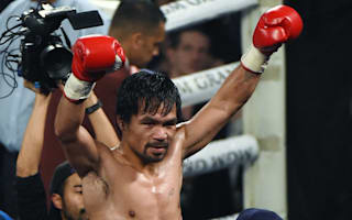 Pacquiao: Mayweather rematch would be exciting