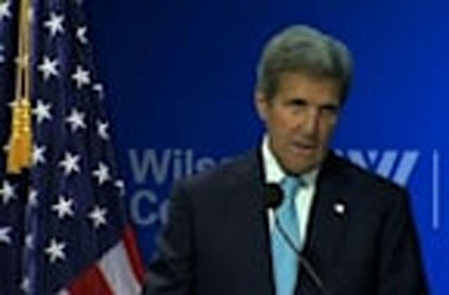 Kerry's Vigorous Defense of TPP Trade Deal