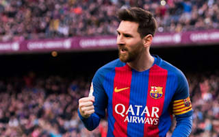 Messi breaks Koeman's Barcelona free-kick record