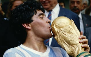 Maradona was my inspiration - Zola