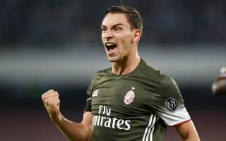 De Sciglio back in AC Milan training