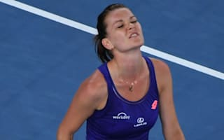 Rough day for Radwanska but plain sailing for Serena