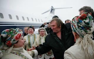 Depardieu becomes Russian for tax purposes