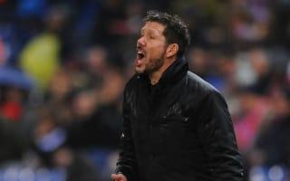Simeone calls for belief ahead of Barca trip