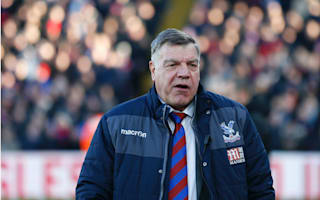 Palace players not to blame for last-gasp defeat, claims Allardyce