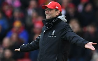 Klopp takes blame for Liverpool's FA Cup exit