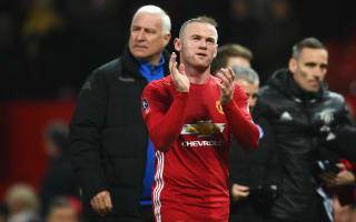 Mourinho brands Rooney to Everton 'nonsense' but won't guarantee captain's future
