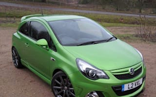 Vauxhall Corsa VXR Nurburgring Edition: Road test review