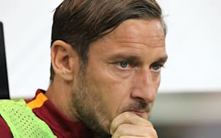 Spalletti: I don't know Totti's future plans