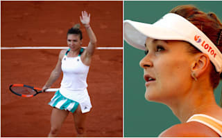 Halep, Radwanska show no signs of injury in dominant wins