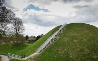 """Council """"ruins"""" Iron Age fort by installing staircase"""