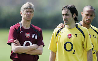Henry can take over from Wenger - Pires