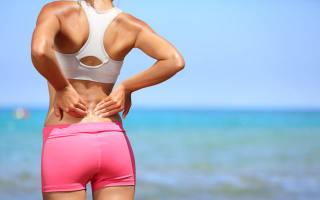 Six tips to help prevent backache