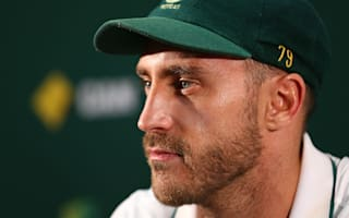 Du Plessis guilty of ball tampering but cleared for third Test