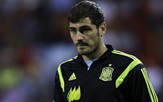 Casillas one of the best three goalkeepers in the world, says Jordi Alba