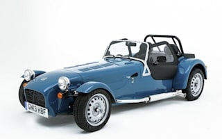 Caterham officially releases cut-price Seven 160 model