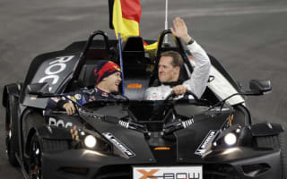 Stellar line-up set for Race of Champions