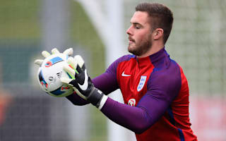 Butland pushing for England place