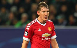 Schweinsteiger absent from United squad photo