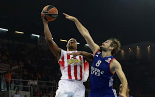 Olympiacos move clear with extra-time win over Anadolu