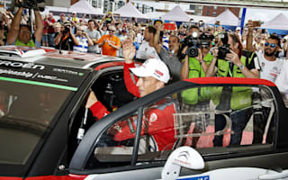 Meeke claims historic Rally Finland win
