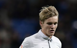 Madrid send Odegaard on loan to Heerenveen